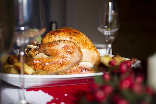 the xmas turkey