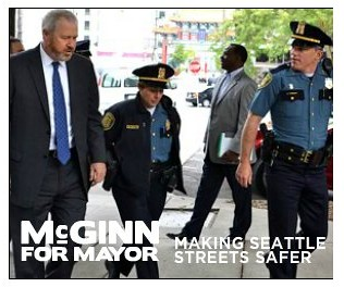 "Mike McGinn for Seattle Mayor, reelection campaign digital ad, ""Making Seattle Streets Safer"""