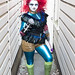 Glam Punk Rockers from Mars Halloween Costume-2 by cassandra sechler