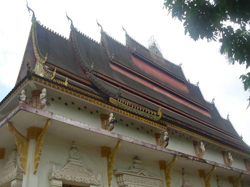 Vientiane 2007-Wat Haysok(5)