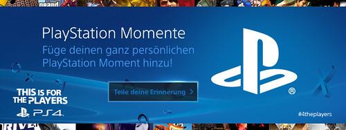Deine PlayStation Momente