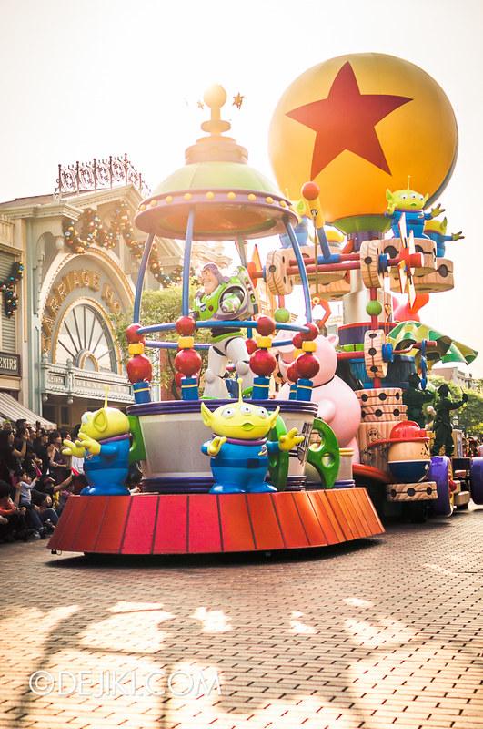 Flights of Fantasy - Toy Story 3