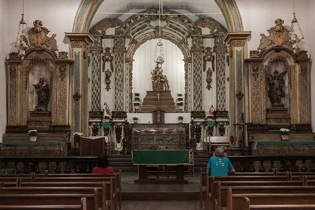 Igreja de Santa Ana do Sacramento (Chapada dos Guimarães, MT)