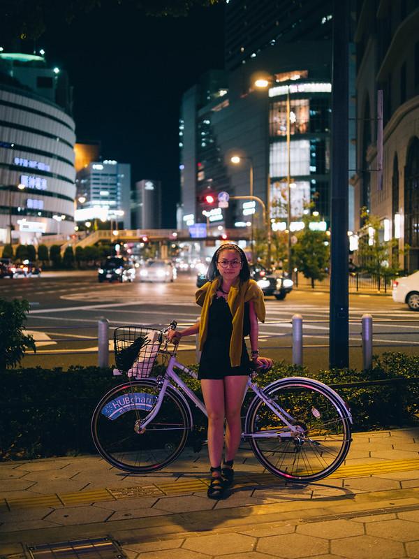 大阪漫遊 【單車地圖】<br>大阪旅遊單車遊記 大阪旅遊單車遊記 11003217245 f1643917af c