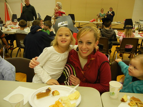 Nov 26 2013 Shanna Ruth 1st grade Thanksgiving feast