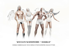 Wicca's Wardrobe for the POE6