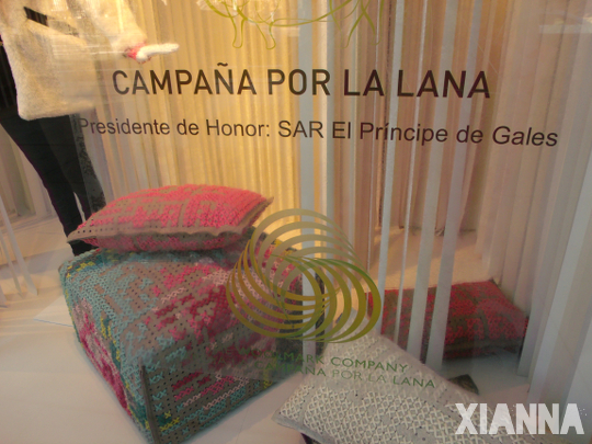 Campaign for wool 2013, Madrid