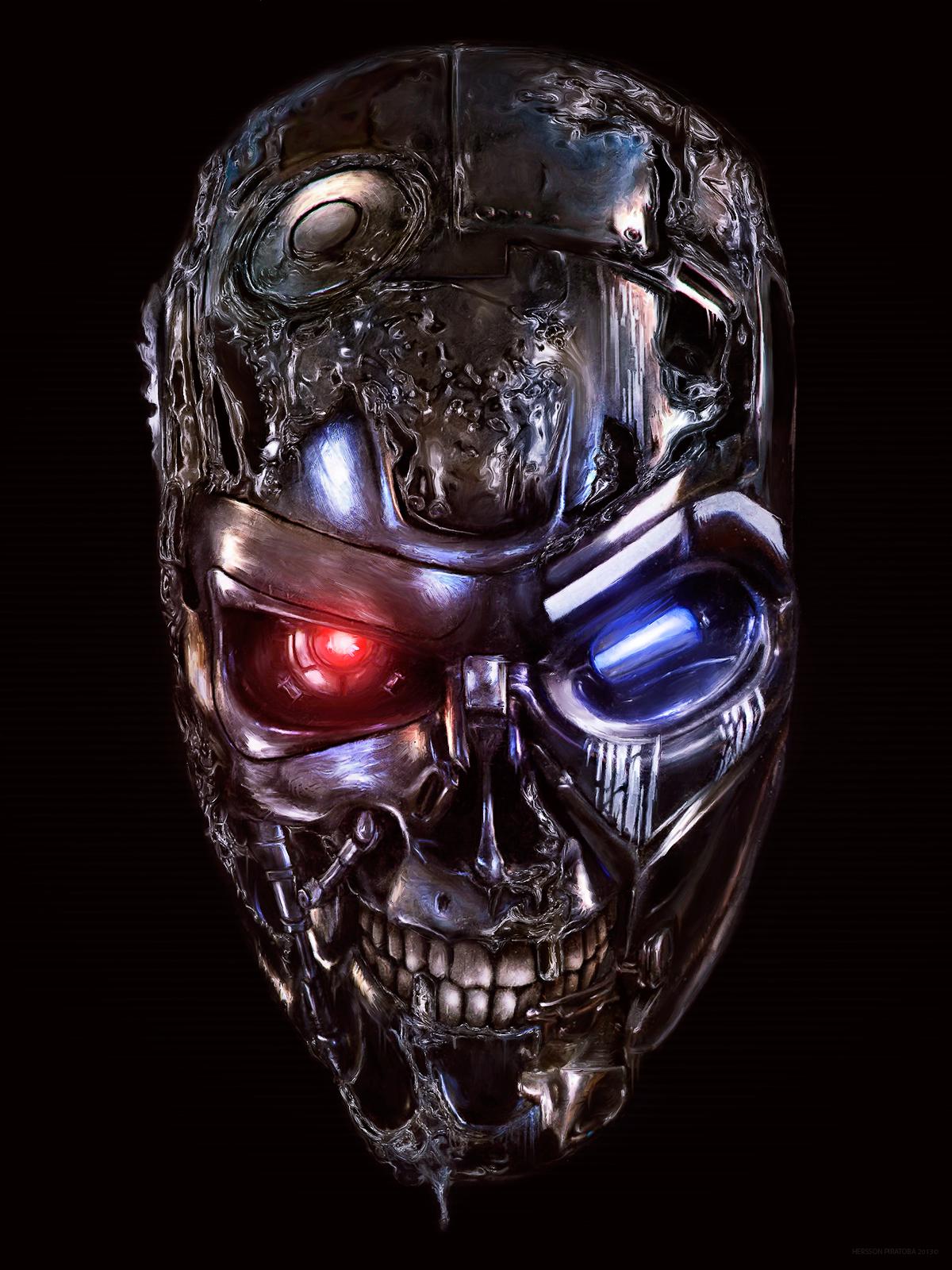 11125963283 a8f8a05655 o jpgRobot Face Drawing