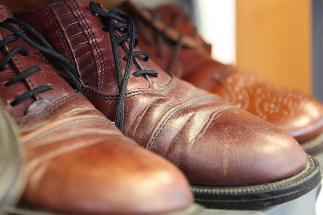 Brown Shoes 1 by michaeljoakes, on Flickr