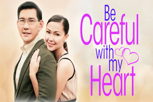 BE CAREFUL WITH MY HEART - APR. 23, 2014 PART 1/4
