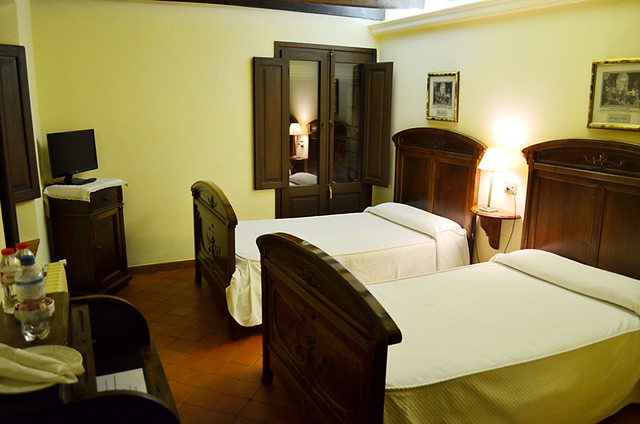 Bedroom, Hotel Cal Sastre, Santa Pau