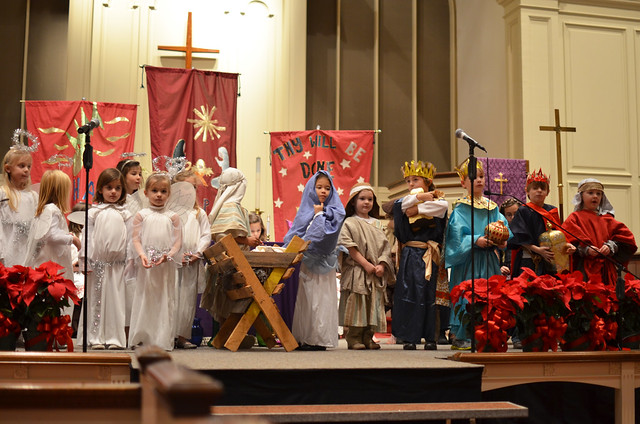 FUMC Children's Christmas Cantata