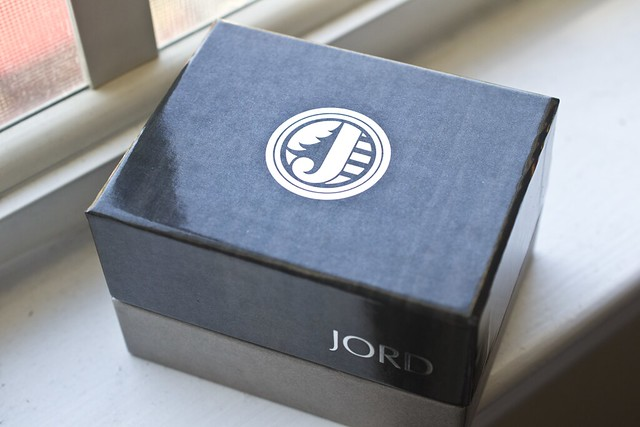 JORD packaging