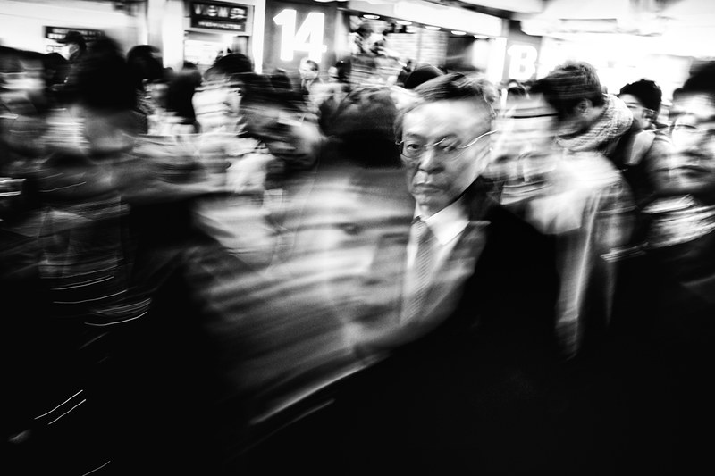 Magnificent Street Photographs in B/W this Season – Editor's Choice
