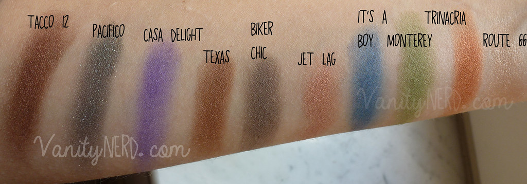 Make up delight palette