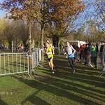 20121118 Veldloop Deinze