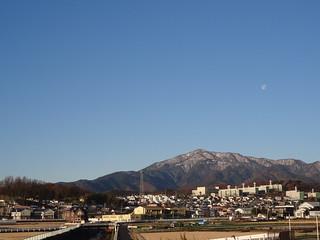 大山 冠雪