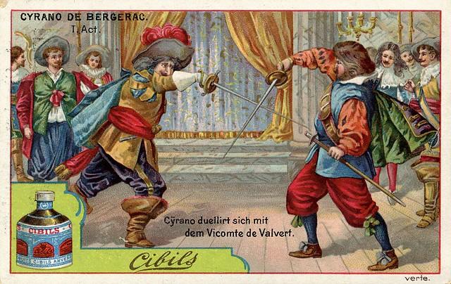 cibils chr litho   cyrano de Bergerac 1