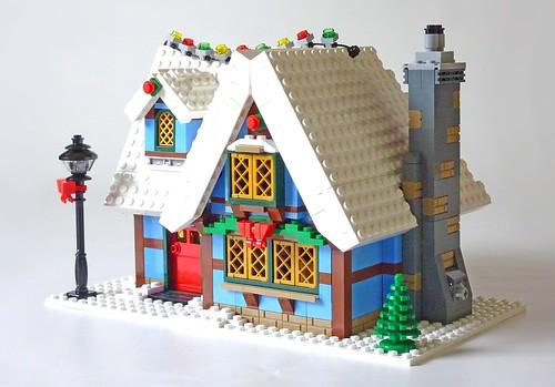 LEGO 10229 Winter Village Cottage b14
