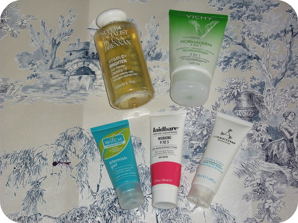 2013 Skincare Favourites 1