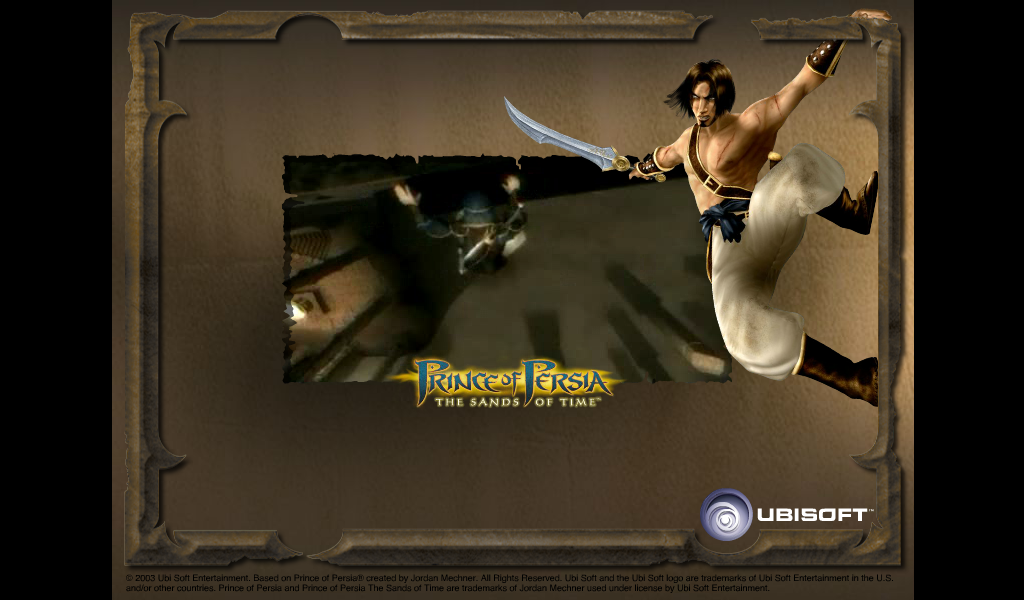 Screensaver - Prince of Persia The Sands of Time 11765062854_e320b66706_o