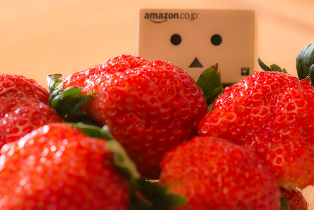 Photo:Giant strawberries By Takashi(aes256)