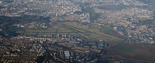 Paris Le Bourget airport / LFPB