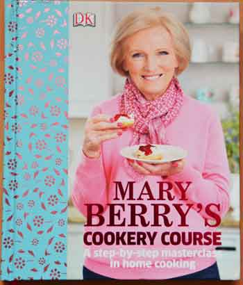 Mary Berry Cookery Book