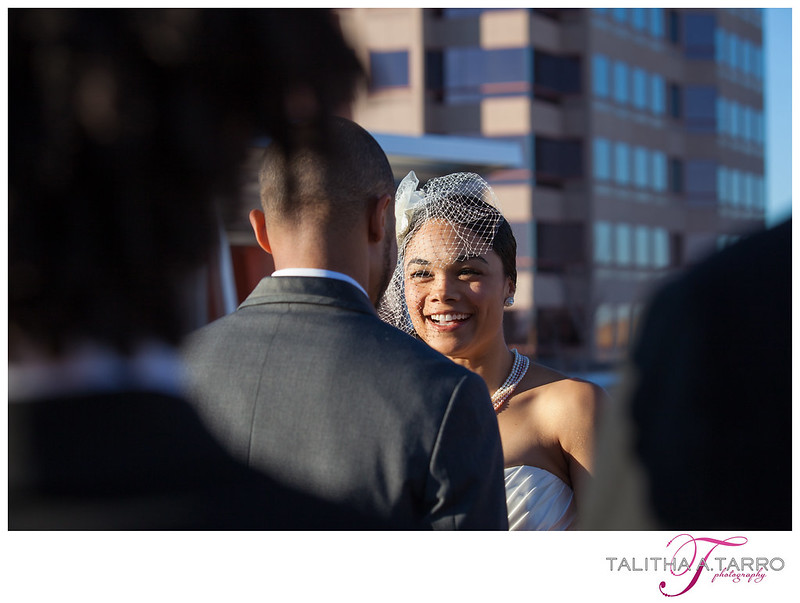 Sunrise Banque Lofts Wedding
