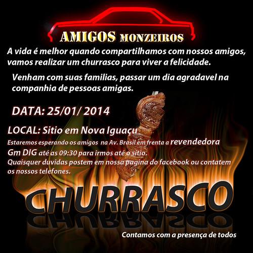 CONFRATERNIZAÇÃO DOS AMIGOS MONZEIROS-RJ 25/01/2014 11951213274_3afcc3ff8a