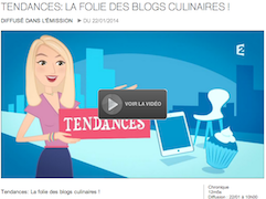 La folie des blogs culinaires