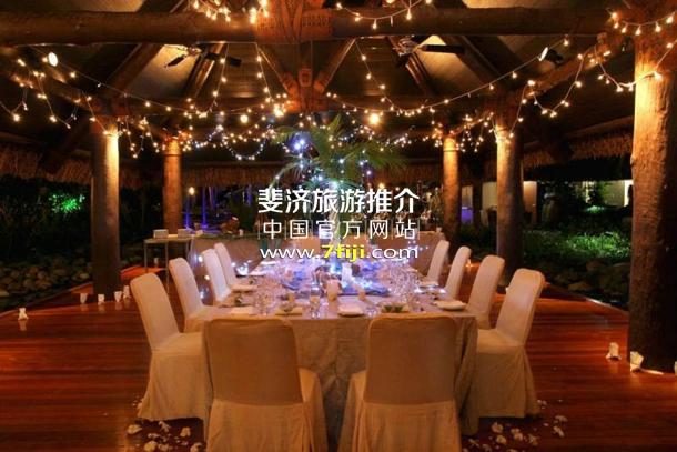 斐济索菲特水疗度假村(Sofitel Fiji Resort & Spa)婚礼宴会