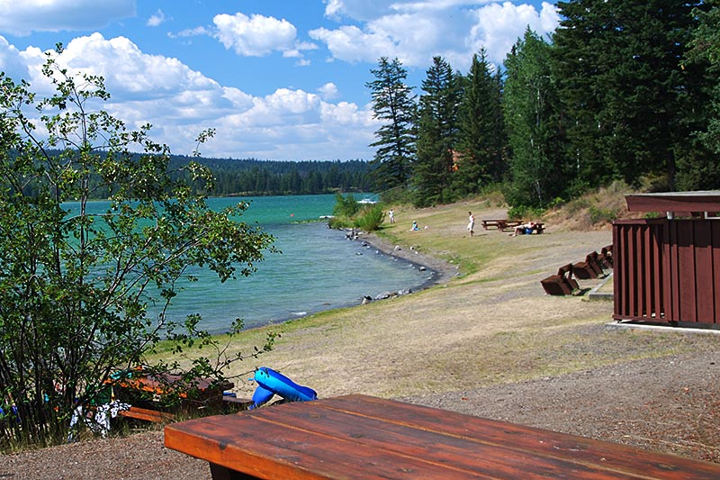 Bridge lake bc campgrounds with hookups
