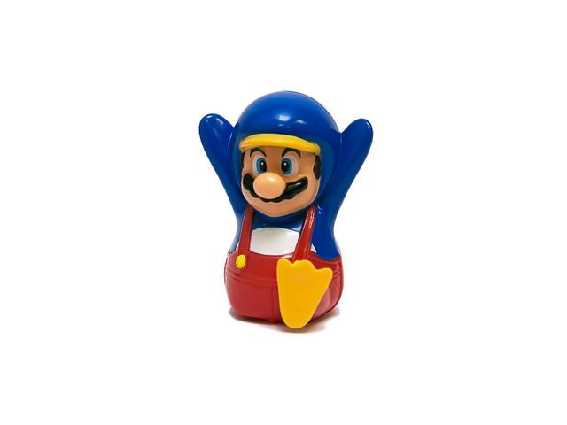 超誠意麥當勞新玩具 – 馬力歐系列 (5) (6) 企鵝瑪莉、恐龍耀西 @3C 達人廖阿輝