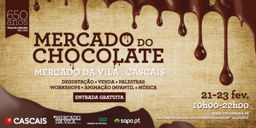 Mercado do Chocolate 2014 - Cascais