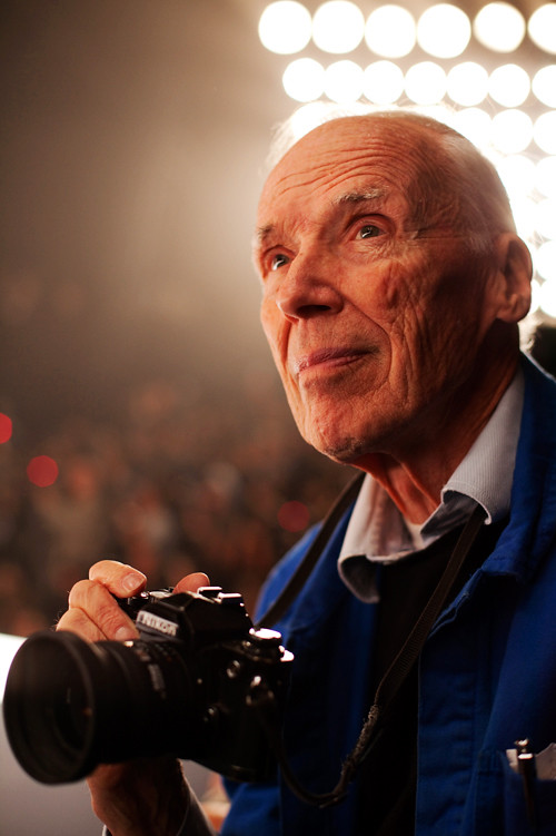 BILL CUNNINGHAM for The Cut / New York Mag / SOURCE IMAGE OF BILL