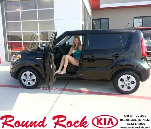 #HappyBirthday to Lindsey Johnsen from Tom Ramirez and everyone at Round Rock Kia! by RoundRockKia