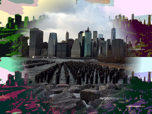 Skyline BBP Art Photo W | by Vitus Feldmann