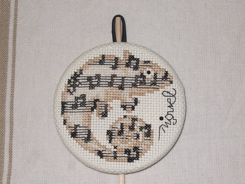 Broderie et finitions