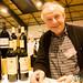 Friendly Face at the Salon des Vins in Strasbourg, France