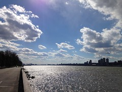 Hudson River by TheTurducken