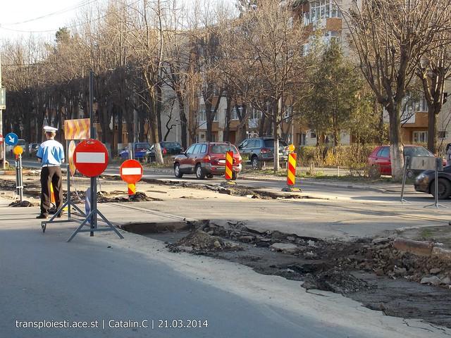 Traseul 102, etapa I: Bucla Nord ( Sp. Județean ) - Intersecție Republicii 13355784124_e55dc53100_z