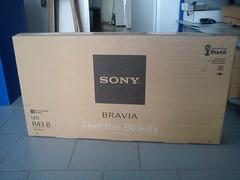 Sony bravia R43 (fifa world cup brasil)