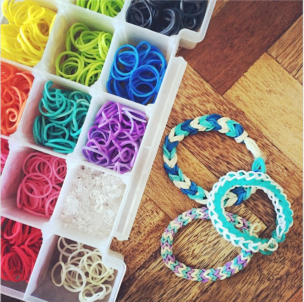 Bunggee Bands: Rainbow Loom Workshop