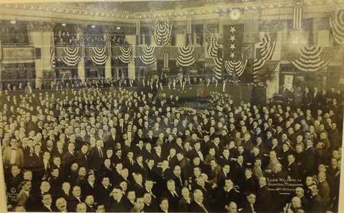 Elks Lodge No. 1/ Hotel Diplomat, NYC, NY (Gathering in Grand Lodge Room - Undated 001)