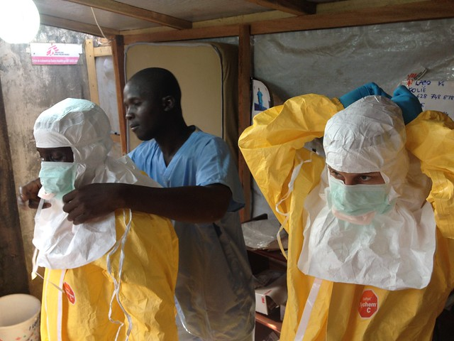 Ebola in Guinea from Flickr via Wylio