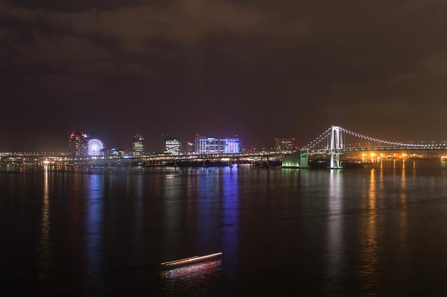 inter continental hotel tokyo bay view