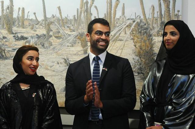 Emirati Artwork Tour