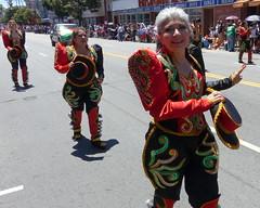 San Francisco Carnaval 2014 Parade -  Bolivia Unida 433