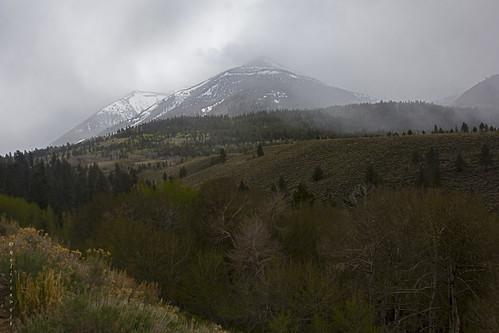 mountain landscape easternsierra